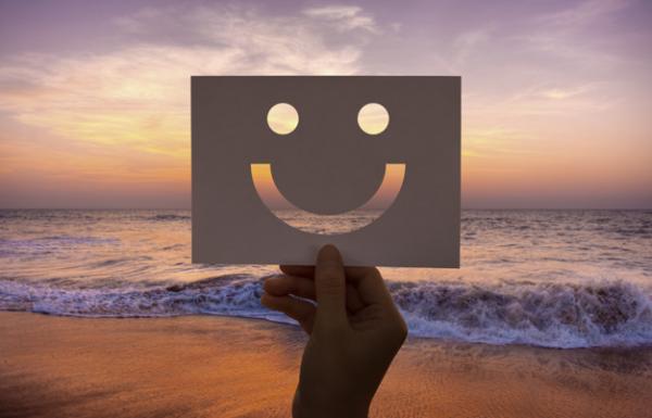 איך להיות מאושרים ב- 8 טיפים